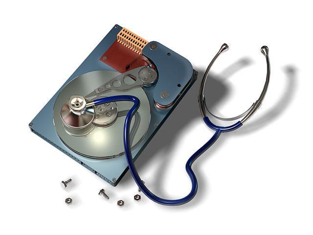 Cómo reparar un disco duro externo
