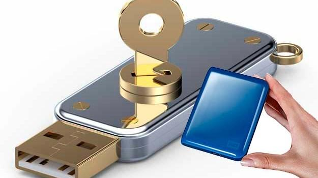 Cómo desconectar discos duros externos y pendrives con seguridad
