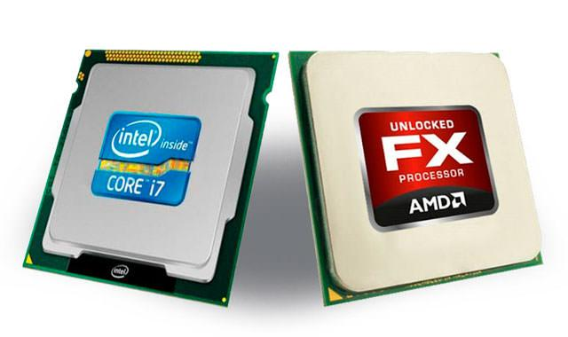 Microprocesadores Intel y AMD