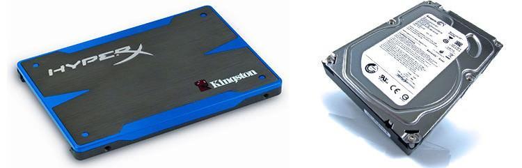 Tipos de discos duros SSD, SATA, SAS y SCSI