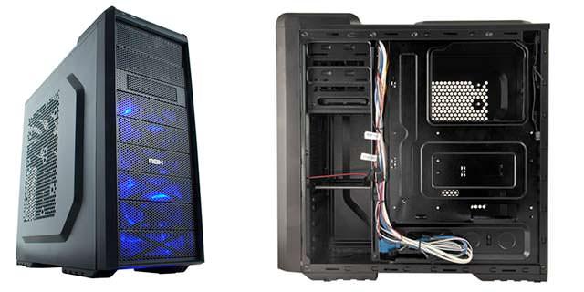 Caja de ordenador, torre pc o carcasa
