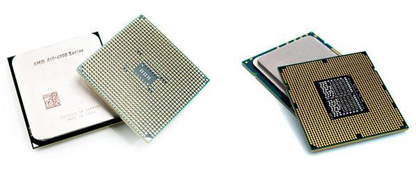 CPU o microprocesadores