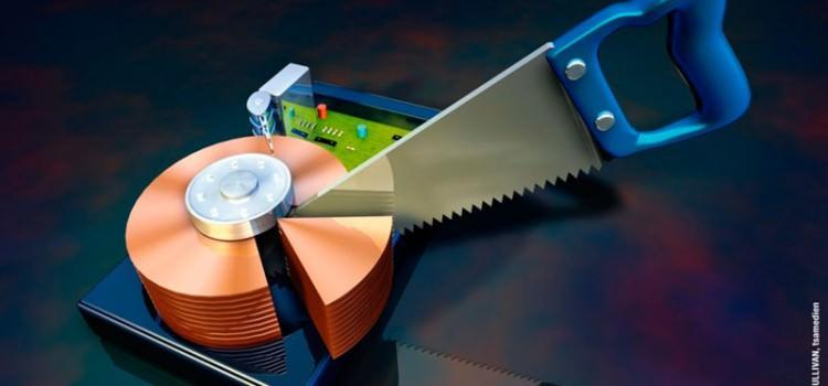 Desfragmentar discos duros en Windows para ganar velocidad