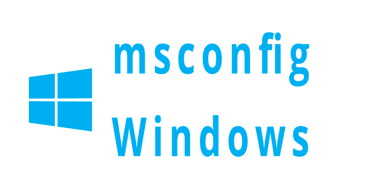 msconfig Windows 7
