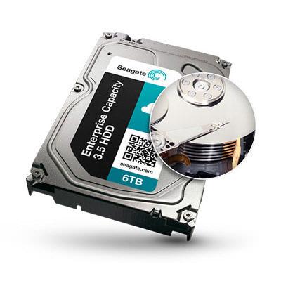 Disco duro Seagate 6TB
