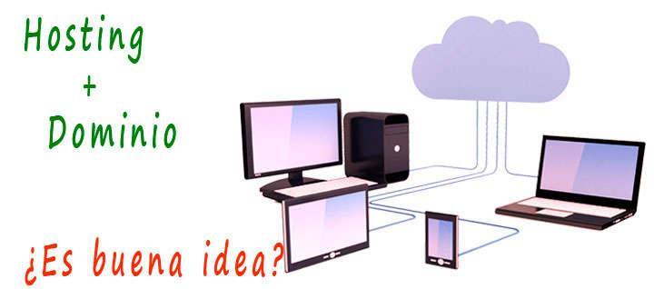 precios de hosting y dominio gratis