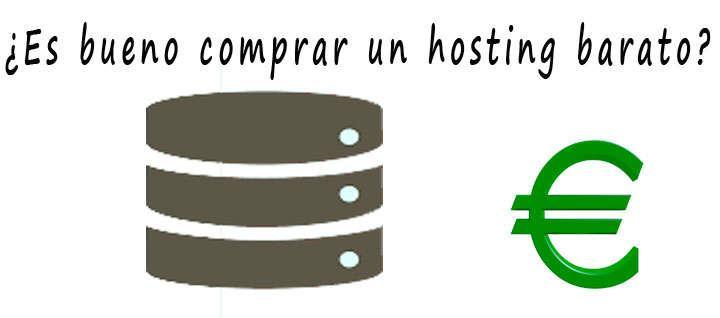 Mejores hosting en España baratos